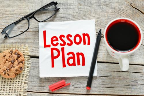How to Make a Remote Learning Lesson Plan